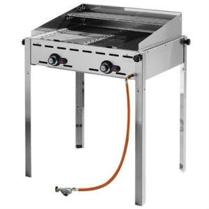 Gasbarbecue/grill 740x612x825mm (GREEN FIRE)