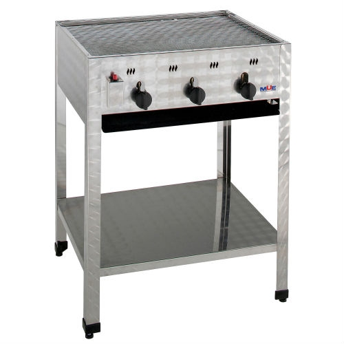 Gasbarbecue/grill 650x530x830mm