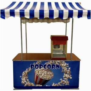 Popcornkraam